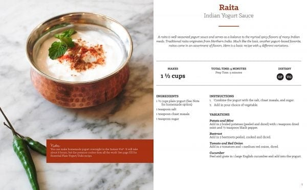 Raita Indian Yogurt Sauce