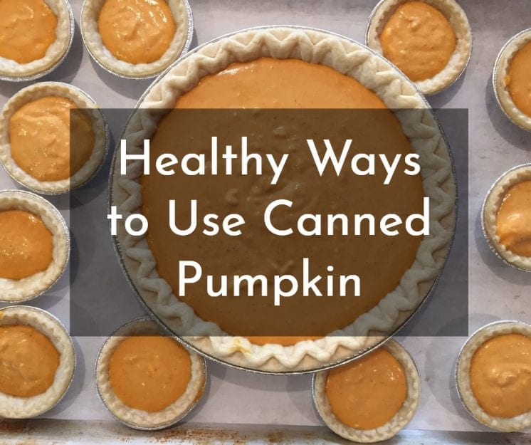 Healthy Ways to Use Canned Pumpkin