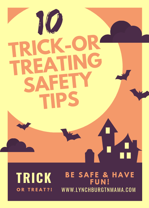 Trick-or-Treating: 10 Tips To Stay Safe