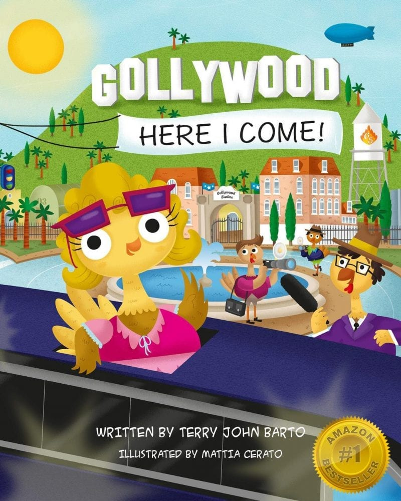 Gollywood, Here I Come! Book Cover