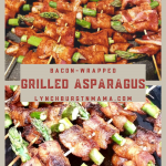 Bacon-Wrapped Grilled Asparagus