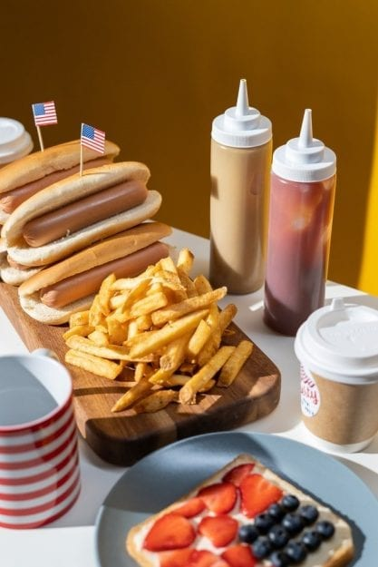 Be sure to practice 4th of July food safety tips this year!