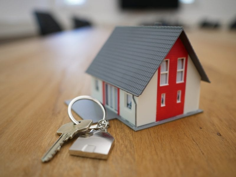 House on a keychain - getting through retirement with the reverse home mortgage