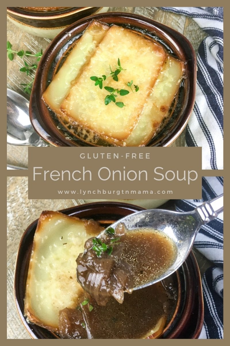 Slow-simmered French Onion Soup is a delicious meal to warm up with this season. The richly caramelized onions and slowly simmered broth are incredible.
