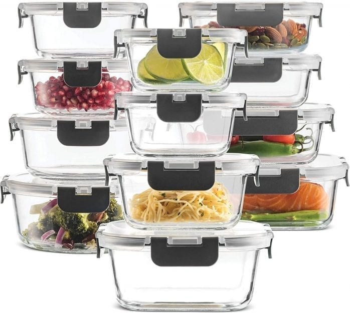 Storage containers to help get the most out of your food