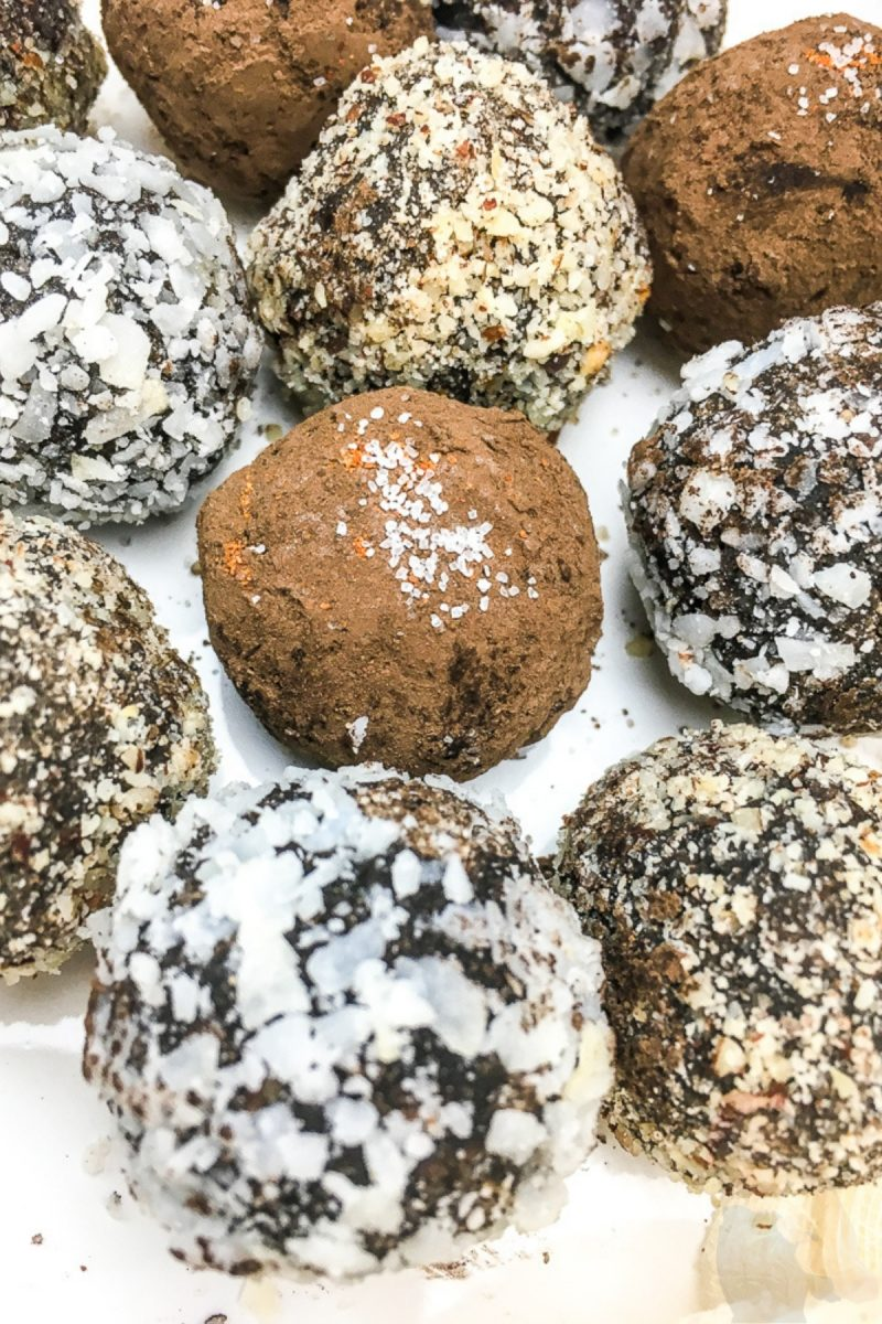 The Best Chocolate Hazelnut Truffles don't have to be packed full of refined sugar to be amazing. Try this delicious recipe to satisfy your sweet tooth!