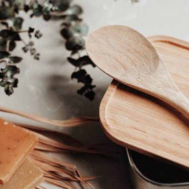 Wooden Kitchen Gadgets