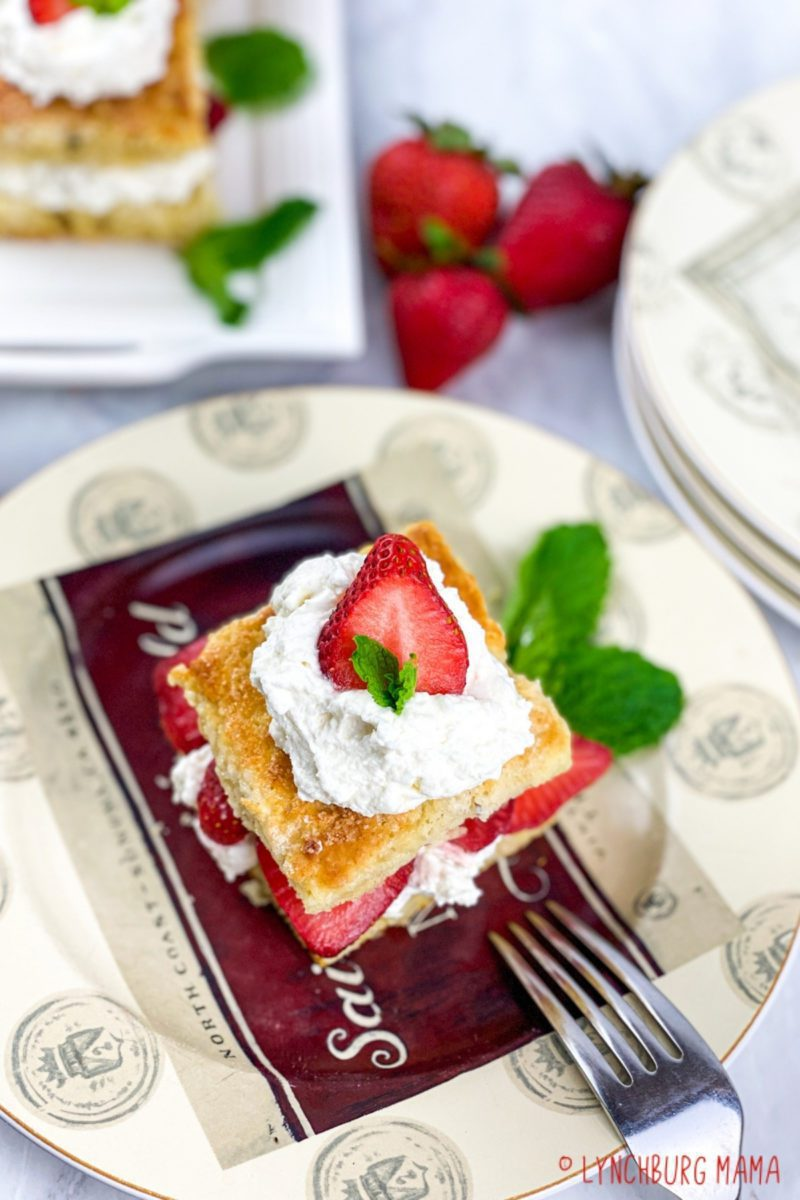 Strawberry Shortcake tastes better when it's homemade! Use this recipe to make a delicious, traditional dessert that will wow your family and guests.