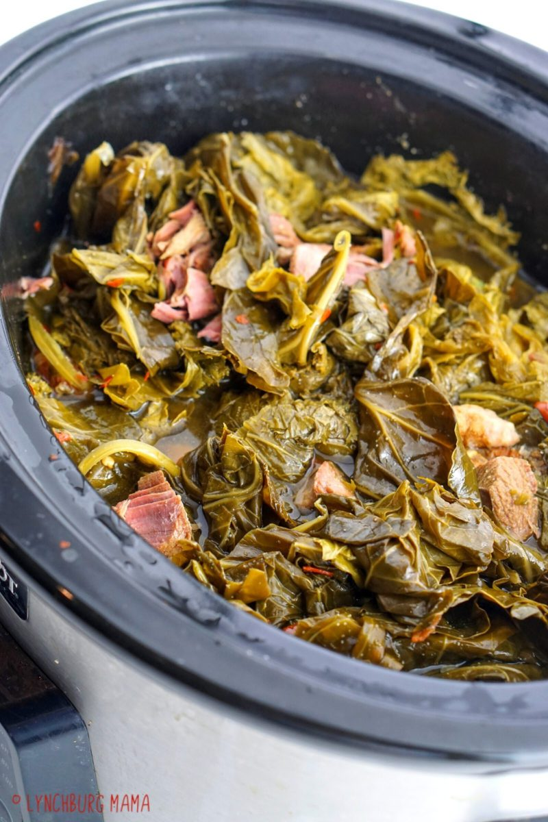 Collard Greens are traditionally a dish you'll find on a Southern menu. But now you can enjoy them anywhere! Make this easy recipe in your slow cooker this week.