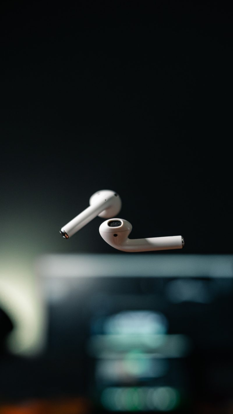 Wireless ear buds can having you listening to loud music