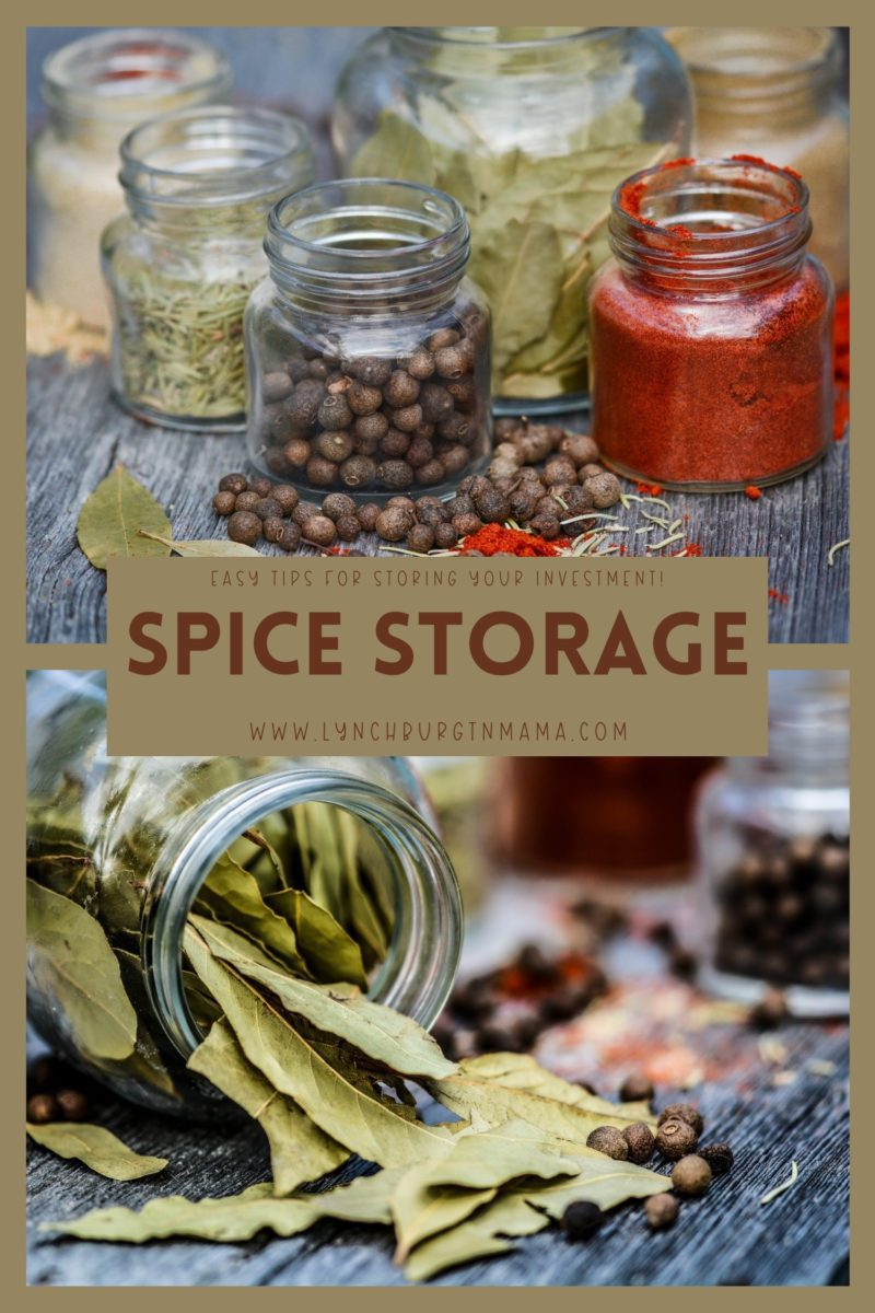 Spice storage is important if you want to get the best flavor and use out of your investment. Here are some storage tips that can help you get the most out of your spices and retain their potency and healing properties for as long as possible.