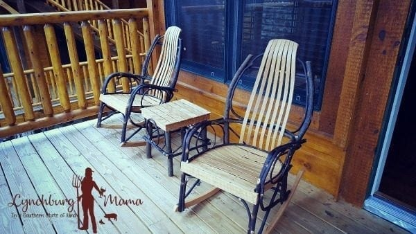 Gatlinburg Falls Resort - Chairs - Gatlinburg, TN