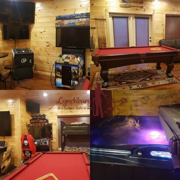 Gatlinburg Falls Resort - Game Room