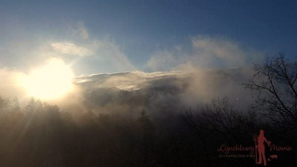Gatlinburg Falls Resort - Gatlinburg, TN - Sunrise
