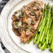 Instant Pot® Chicken Lanzone with Baby Portobello Mushrooms Recipe